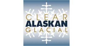 Clear Alaskan Glacial