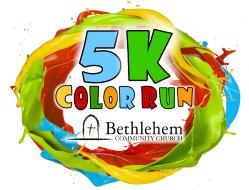 2016 BCC 5K Color Run
