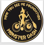 4th Annual Monster Dash 10k, 5K and 1 Mi. Run, Walk or Roll 2021
