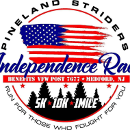 Pineland Striders Independence Races-2020