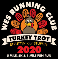 WES RUNNING CLUB 5K/5M/1M Turkey Trot