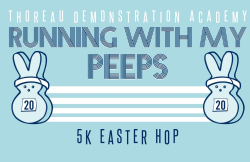 2nd Annual Easter Hop 5K