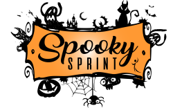 Spooky Sprint West FWTX (Virtual)