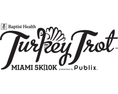 Baptist Health Turkey Trot Miami 5K/10K presented by Publix