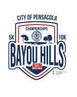 Bayou Hills Run, City of Pensacola 5K / 10K Championships Virtual