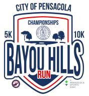 Bayou Hills Run, City of Pensacola 5K / 10K Championships