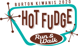 Burton Kiwanis Hot Fudge Run & Walk 2020