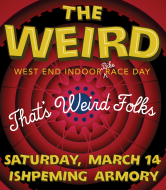 W.E.I.R.D. (West End Indoor Race Day)