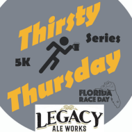 Thirsty Thursday 4k race - Legacy Ale Works