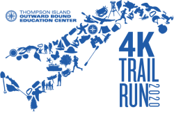 Thompson Island Outward Bound VIRTUAL 4K Trail Run/Walk