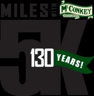 Miles With McConkey 5K Run & 1 Mile Walk