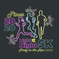 Pines Light Up The Night, Party On The Run 5K
