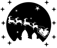 Christmas Lights Run | Hometown Happenings
