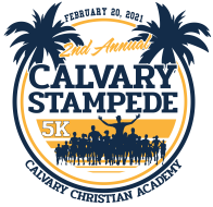 The Calvary Stampede 5K
