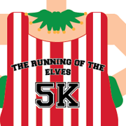 Running of the Elves 5K/1M