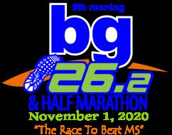 bg26.2 and Half Marathon & bg6000