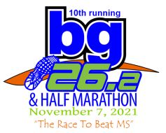 bg26.2 and Half Marathon & bg6000