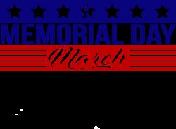 Memorial March South Denver