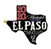 Michelob Ultra El Paso Marathon, TFCU Half Marathon & Up and Running 5K Run/Walk