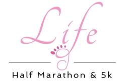 Life Half Marathon and 5K