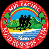 Mid-Pacific Road Runners Honolulu Marathon Tent