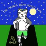 The Panda Bear Night Run - Half / 10k / 5k