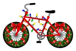 Chi Sigma's Holiday Bike Walk & Wagon