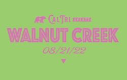 2022 Cal Tri Walnut Creek - 8.21.22