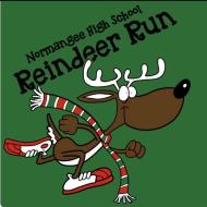 NISD Track Team Reindeer Run 5K and 1 mile Prancer Path