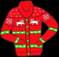 Ugly Sweater Run/Santa Hat 5k Run/Walk