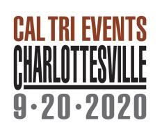 2020 Cal Tri Charlottesville  - 9.20.20