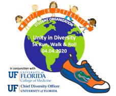 Unity in Diversity 5k Run, Walk & Roll