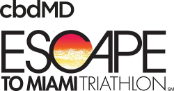 2020 cbdMD Escape To Miami Triathlon