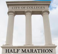 City of Colleges Half Marathon