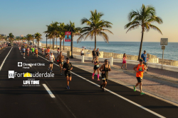 14th Annual Cleveland Clinic Florida 13.1 Fort Lauderdale and Veterans Day 5K