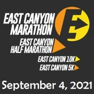East Canyon Marathon - 26.2 - 13.1 - 10K -5K