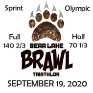 Bear Lake Brawl Triathlon 2020