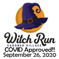Witch Run - 5K