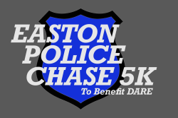 The Easton Police Chase for DARE 5K