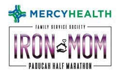 Iron Mom Paducah Virtual Half Marathon, Relay & 5K