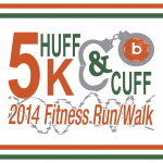 Huff & Cuff 5K and Fitness Walk