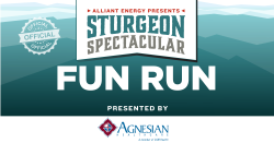 Sturgeon Spectacular 5k and Youth Run presented by Agnesian HealthCare