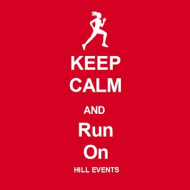 Keep Calm and Run On - Hill Events (Enhanced Virtual Racing)