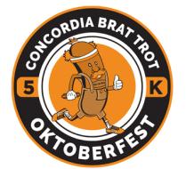 Concordia Brat Trot and Oktoberfest