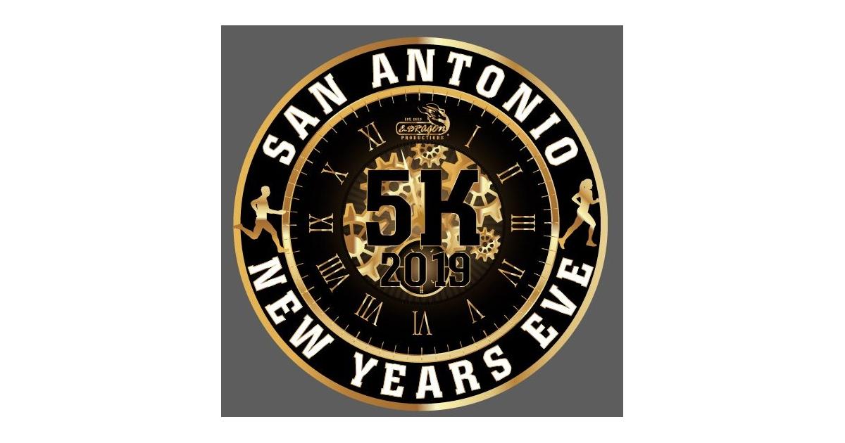 San Antonio New Years Eve 5k