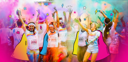 RiverTown Color Run 5k