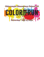 Chinquapin Elementary School 5k Color Run