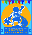 Register for the 2017 Teddy Bear 5K at tinyurl.com/TeddyBear5K-1K
