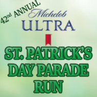 Michelob ULTRA St. Patrick's Day Parade Run