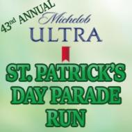 Michelob ULTRA St. Patrick's Day Parade Run